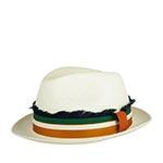 Шляпа CHRISTYS арт. CARNABY cpn100415 (белый)