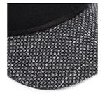 Бейсболка CHRISTYS арт. KIT BALL CAP TWEED csk100372 (черный)
