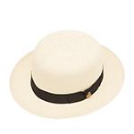 Шляпа CHRISTYS арт. CLASSIC FOLDER cpn100010 (белый)