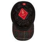 Бейсболка CHRISTYS арт. KIT BALL CAP csk100674 (черный)