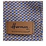 Кепка HERMAN арт. BOXER S1701 (голубой)