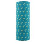 Шарф HERMAN арт. TECH A S18 Palm (голубой)