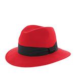 Шляпа HERMAN арт. MAC GOLDWIN (красный)
