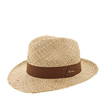 Шляпа HERMAN арт. O GRAIG (бежевый / коричневый)