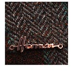 Кепка HERMAN арт. CELTIC (коричневый / зеленый)