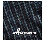 Кепка HERMAN арт. LISTER (темно-серый)