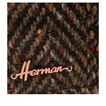 Кепка HERMAN арт. MARMARA (коричневый)