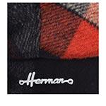 Кепка HERMAN арт. SAMSON (синий / оранжевый)