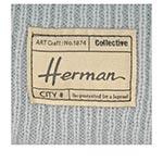 Шапка HERMAN арт. EDMOND 057 (серый)