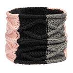 Шарф HERMAN арт. JUSTIN 8300 (розовый / черный)
