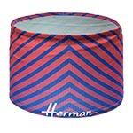 Повязка HERMAN арт. SHELL C (фиолетовый / красный)