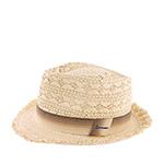 Шляпа HERMAN арт. DON DRAGO (бежевый)