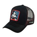 Бейсболка CAPSLAB арт. CL/DIS/1/MIC2 Disney Mickey Mouse (черный)