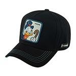 Бейсболка CAPSLAB арт. CL/DIS/1/SCR3 Disney Scrooge McDuck (черный)