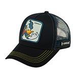 Бейсболка CAPSLAB арт. CL/DIS/3/DON2 Junior Disney Donald Duck (черный)