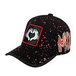 Бейсболка CAPSLAB арт. CL/DIS/TAG/1/MIC2 Disney Mickey Mouse (черный / розовый)