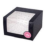 Коробка CAPSLAB арт. Present Box Pink Panther (черный)
