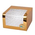 Коробка CAPSLAB арт. Present Box Saint Seiya (золотой)
