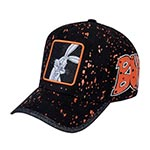 Бейсболка CAPSLAB арт. CL/LOO/TAG/1/BUG Looney Tunes Bugs Bunny (черный)