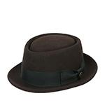 Шляпа GOORIN BROTHERS арт. 100-4955 (коричневый) {bro}