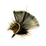 Перо GOORIN BROTHERS арт. 138-9630 (черный / бронзовый)