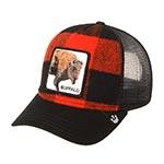 Бейсболка GOORIN BROTHERS арт. 101-0614 (черный / красный)