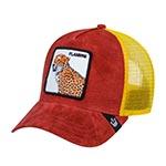 Бейсболка GOORIN BROTHERS арт. 101-0871 (красный / желтый)