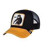 Бейсболка GOORIN BROTHERS арт. 201-0018 (черный / желтый)