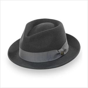 Чистка фетровой шляпы в домашних условиях